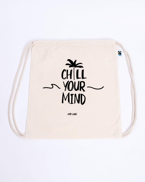 Gymbag ChillYourMind- natural